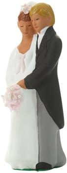 Jullar Kuchendekoration Brautpaar klein, klassisch