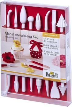 Birkmann Modellierwerkzeug-Set 8-teilig
