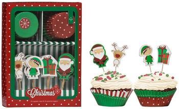 Premier Housewares Deko-Set für Cupcakes