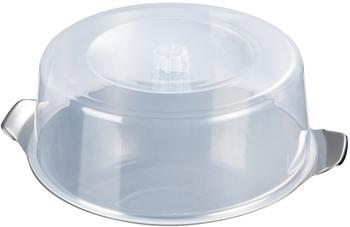 Adler Kuchen- und Frischhalteplatte