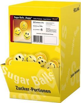 Hellma Zuckersticks Sugar Balls Happy (400 St.)
