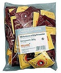 Hellma Zucker sachets (100 x 3,6 g)