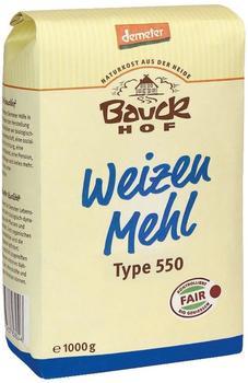 Bauckhof Weizenmehl Type 550 (1000g)
