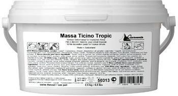 Carma Massa Ticino Tropic weiß (2500g)