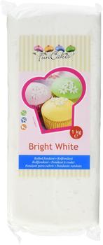 FunCakes Rollfondant Bright White (1000g)