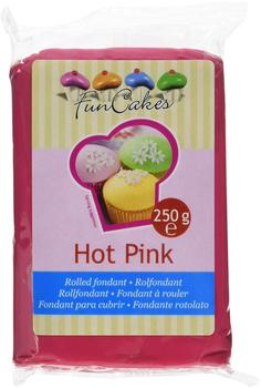 FunCakes Rollfondant Hot Pink (250g)