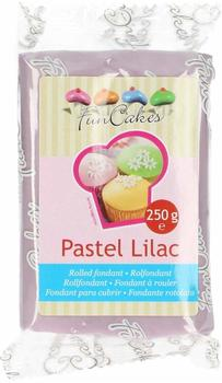 FunCakes Rollfondant Soft Lilac (250g)