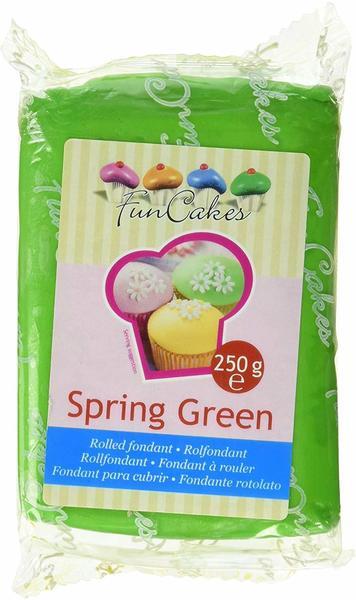 FunCakes Rollfondant Spring Green (250g)