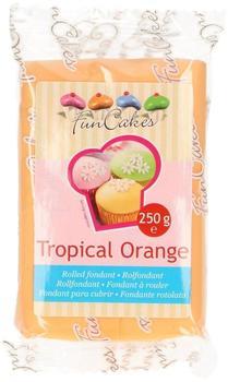 FunCakes Rollfondant Tropical Orange (250g)
