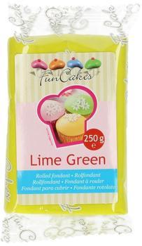 FunCakes Rollfondant Lime Green (250g)