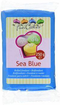 FunCakes Rollfondant Sea Blue (250g)