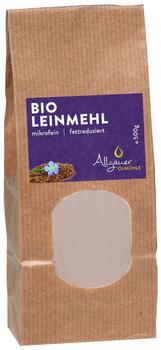Allgäuer Ölmühle Leinmehl (500g)