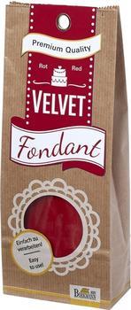Birkmann Velvet Rollfondant Rot (500g)