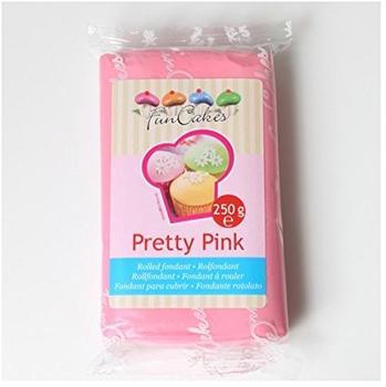FunCakes Rollfondant Pretty Pink (250g)