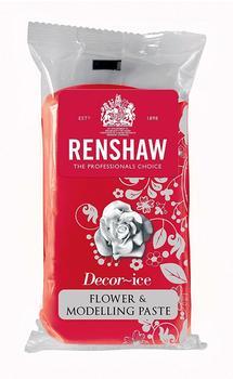 Renshaw Blütenpaste Nelkenrot (250g)