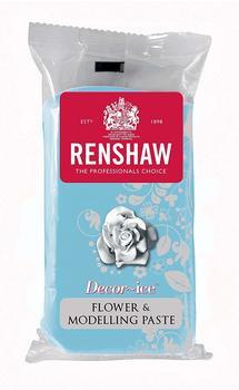 Renshaw Blütenpaste Hortensienblau (250g)