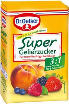 Dr. Oetker Super Gelierzucker 3:1 (500g)