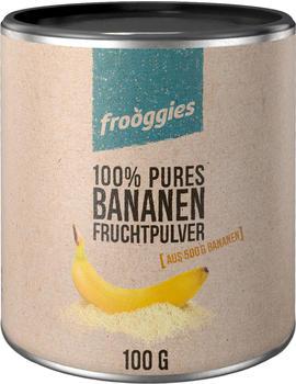 Frooggies Fruchtpulver Banane (100g)