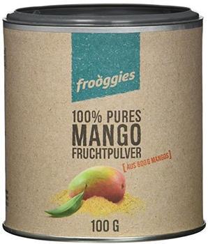 Frooggies Fruchtpulver Mango (100g)
