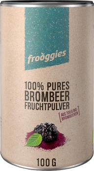 Frooggies Fruchtpulver Bio Brombeere (100g)