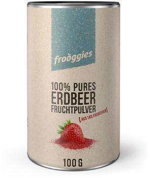 Frooggies Fruchtpulver Erdbeere (100g)