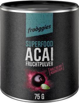 Frooggies Fruchtpulver Bio Açaí (75g)
