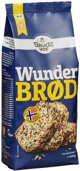 Bauckhof Wunderbrød Brotbackmischung glutenfrei (600g)