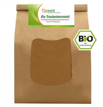 Piowald Bio Traubenkernmehl (1kg)
