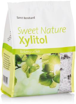 Kräuterhaus Sanct Bernhard Sweet Nature Xylitol Birkenzucker (1kg)