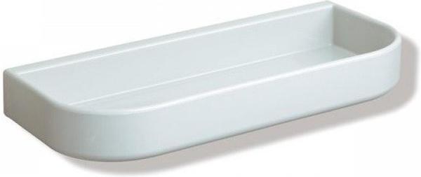 Hewi Serie 477 Ablageschale (03.300) lichtgrau