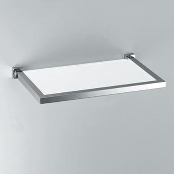 Decor Walther Corner/Bloque Glasablage eingefasst (560800)