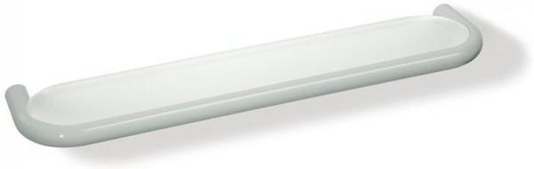 Hewi Serie 477 Glasablage (03.100) weiß