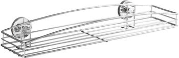Wenko Vacuum-Loc Maxiablage Milazzo Befestigen ohne bohren (20884100)