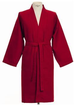 Möve Bademantel Homewear ruby