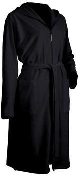 Möve Bademantel Homewear black