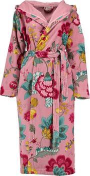 PiP Studio Damenbademantel Floral Fantasy pink