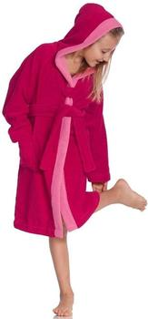 Vossen Bademantel Bixie rosa