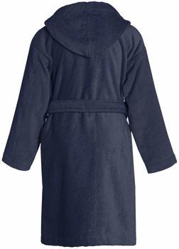 Seahorse Kinderbademantel Pure indigo