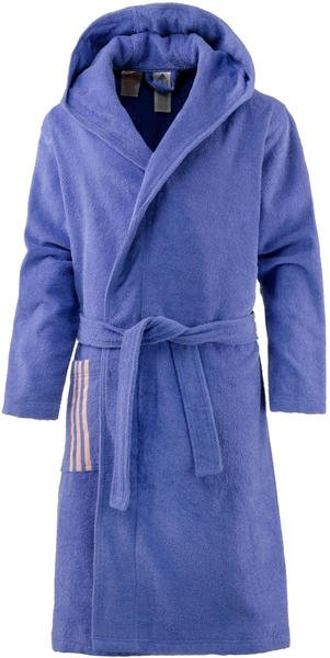 Adidas 3-Stripes Bademantel real lilac (DH2879)