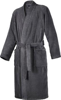 Joop! Bademantel Kimono (1647) anthrazit