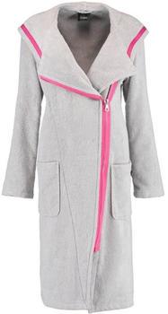 Cawö New Zipper Damen 6116 platin-pink