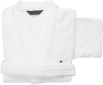 Tommy Hilfiger Legend Kimono Uni weiß