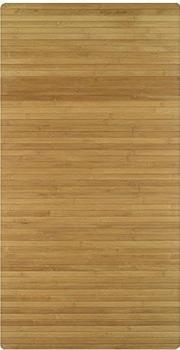 Kleine Wolke Bambus Holzvorleger 50x80cm