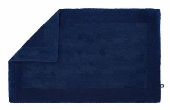 Rhomtuft Prestige (50 x 75 cm) kobalt
