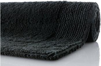 Rhomtuft Prestige 70x130cm schwarz