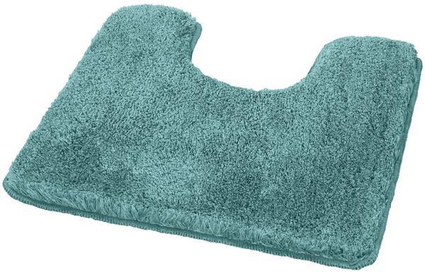 Kleine Wolke Relax WC-Vorleger 55x55cm türkis