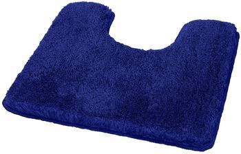 Kleine Wolke Relax WC-Vorleger 55x55cm atlantikblau