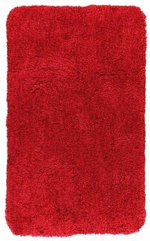 Kleine Wolke Relax WC-Vorleger 55x55cm rubin