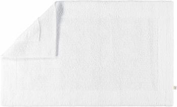 Rhomtuft Prestige 60x100cm weiß