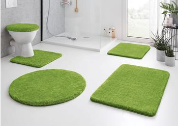 Kleine Wolke Relax WC-Vorleger 55x55cm kiwigrün